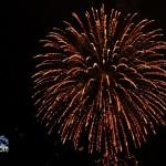 Fireworks At 2011 Boat Parade Hamilton Harbour Bermuda December 10 2011-1-9