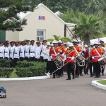 Bermuda Regiment Recruit Camp Passing Out Parade January 28 2011-1-14