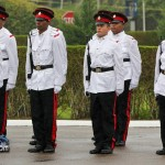 Bermuda Regiment Recruit Camp Passing Out Parade January 28 2011-1-27