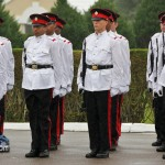 Bermuda Regiment Recruit Camp Passing Out Parade January 28 2011-1-28