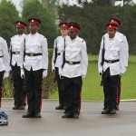 Bermuda Regiment Recruit Camp Passing Out Parade January 28 2011-1-29