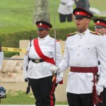 Bermuda Regiment Recruit Camp Passing Out Parade January 28 2011-1-30