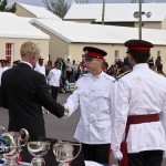 Bermuda Regiment Recruit Camp Passing Out Parade January 28 2011-1-72