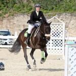 Horse Jumping Bermuda January 22 2011-1