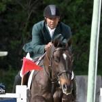 Horse Jumping Bermuda January 22 2011-1-16
