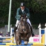 Horse Jumping Bermuda January 22 2011-1-17