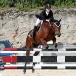 Horse Jumping Bermuda January 22 2011-1-31
