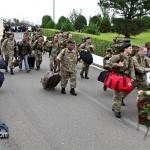 Regiment Recruit Camp Start Bermuda January 15 2011-1-2