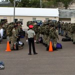 Regiment Recruit Camp Start Bermuda January 15 2011-1-3
