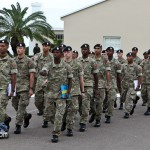 Regiment Recruit Camp Start Bermuda January 15 2011-1-4
