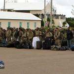 Regiment Recruit Camp Start Bermuda January 15 2011-1-5