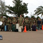 Regiment Recruit Camp Start Bermuda January 15 2011-1-6