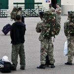 Regiment Recruit Camp Start Bermuda January 15 2011-1-8