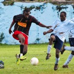 Boulevard Blazers St Georges Colts Football Soccer Bermuda February 12 2012-1-29