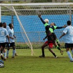 Boulevard Blazers St Georges Colts Football Soccer Bermuda February 12 2012-1-30