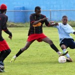 Boulevard Blazers St Georges Colts Football Soccer Bermuda February 12 2012-1-31