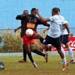 Boulevard Blazers St Georges Colts Football Soccer Bermuda February 12 2012-1-7