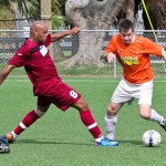 Flanagan's Onions vs Hamilton Parish Football Soccer Bermuda February 5 2012 (19)
