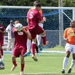 Flanagan's Onions vs Hamilton Parish Football Soccer Bermuda February 5 2012 (9)