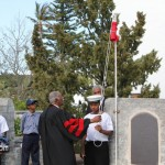 Annual Commemorative Service For King's Pilot James 'Jemmy' Darrell Bermuda Apr 14 2012 (10)