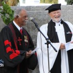 Annual Commemorative Service For King's Pilot James 'Jemmy' Darrell Bermuda Apr 14 2012 (13)