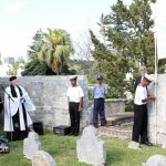Annual Commemorative Service For King's Pilot James 'Jemmy' Darrell Bermuda Apr 14 2012 (14)