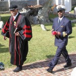 Annual Commemorative Service For King's Pilot James 'Jemmy' Darrell Bermuda Apr 14 2012 (2)