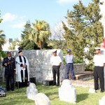 Annual Commemorative Service For King's Pilot James 'Jemmy' Darrell Bermuda Apr 14 2012 (21)