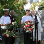 Annual Commemorative Service For King's Pilot James 'Jemmy' Darrell Bermuda Apr 14 2012 (24)
