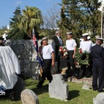 Annual Commemorative Service For King's Pilot James 'Jemmy' Darrell Bermuda Apr 14 2012 (5)