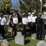 Annual Commemorative Service For King's Pilot James 'Jemmy' Darrell Bermuda Apr 14 2012 (6)
