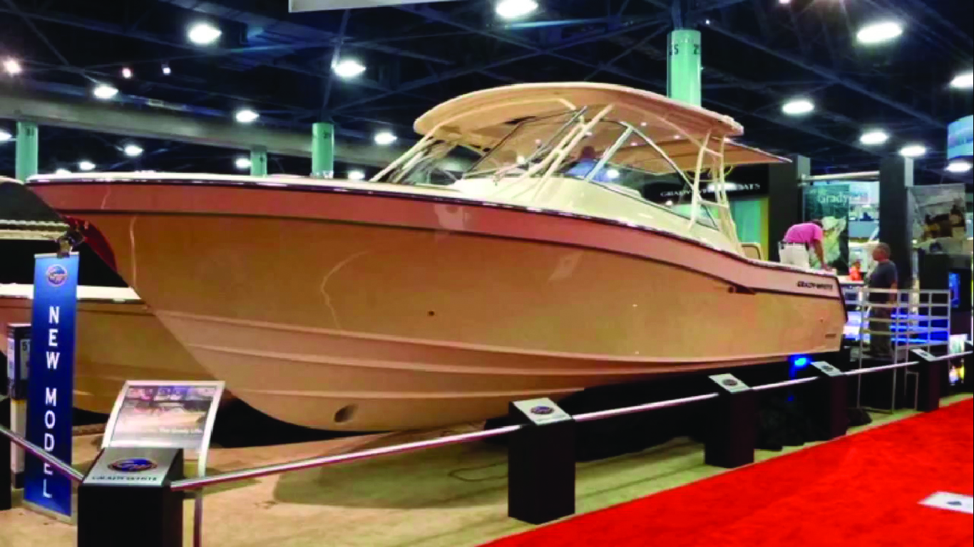 Local awarded grady white specialist certification bernews for Certified yamaha outboard service near me