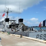 French Navy's La Tapageuse visits St George's Bermuda July 15 2012 (3)