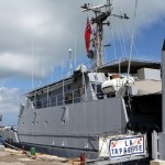 French Navy's La Tapageuse visits St George's Bermuda July 15 2012 (4)