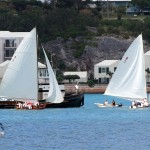Trott Cup Dinghy Race St Georges Harbour, Bermuda July 15 2012 (1)