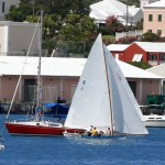 Trott Cup Dinghy Race St Georges Harbour, Bermuda July 15 2012 (14)