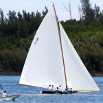 Trott Cup Dinghy Race St Georges Harbour, Bermuda July 15 2012 (18)