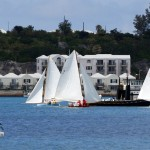 Trott Cup Dinghy Race St Georges Harbour, Bermuda July 15 2012 (2)