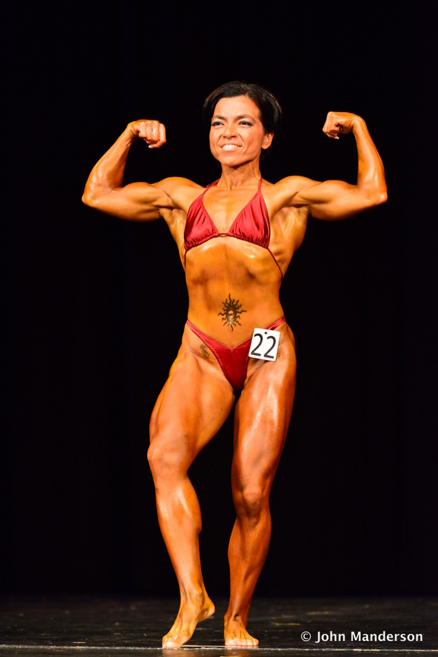 Photos: 2012 NOC Women's Bodybuilding - Bernews