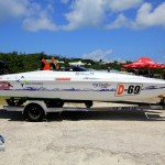 Bermuda Powerboat Around The Island Race, August 12 2012 (10)