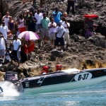 Bermuda Powerboat Around The Island Race, August 12 2012 (35)