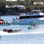 Bermuda Powerboat Around The Island Race, August 12 2012 (58)
