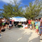 Fripper Turtle Release Clearwater Beach Bermuda August 14 2012 (14)