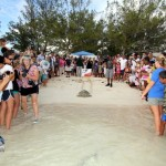 Fripper Turtle Release Clearwater Beach Bermuda August 14 2012 (23)