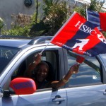 Somerset Cup Match Cricket Team Motorcade, Bermuda, August 4 2012 (23)