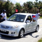 Somerset Cup Match Cricket Team Motorcade, Bermuda, August 4 2012 (25)