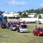 Somerset Cup Match Cricket Team Motorcade, Bermuda, August 4 2012 (28)