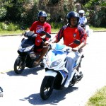 Somerset Cup Match Cricket Team Motorcade, Bermuda, August 4 2012 (4)