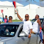 Somerset Cup Match Cricket Team Motorcade, Bermuda, August 4 2012 (87)