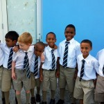 First Day Of School Set 2 Bermuda September 11 2012 (4)